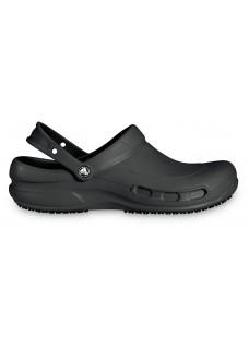 OUTLET size 9 Crocs Bistro Black
