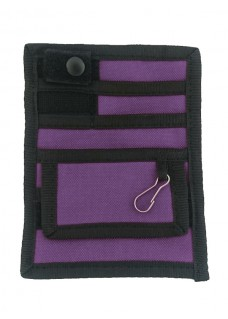 Belt Loop Organizer Kit Black/Purple + FREE accessoires