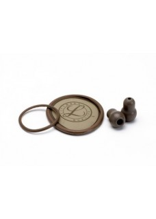 Littmann Spare Parts Kit for Littmann Lightweight II S.E. (Brown)