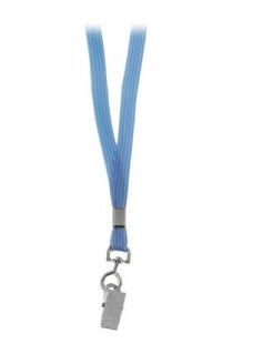 Neck Lanyard Blue (OUTLET)
