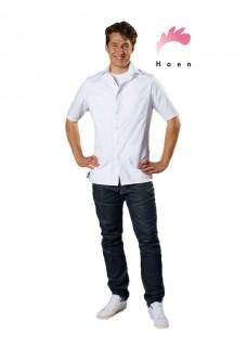Haen Men's Nurse Uniform Karel White