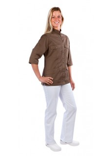 Haen Nurse Uniform Fadma Brown