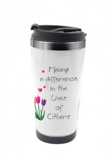 Thermo Travel Mug Difference