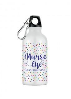 Sport Drink Bottle Nurse Life
