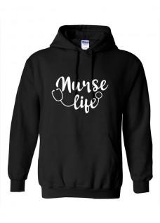 Gildan Hoody Nurse Life
