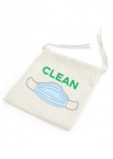 Bag for Facemask Clean and Dirty
