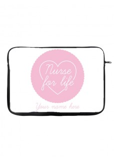 "Tablet Case 10"" Nurse for Life"