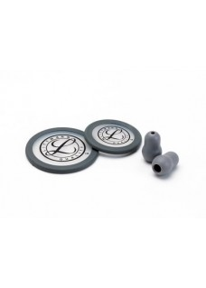 Littmann Spare Parts Kit for Classic III / Cardiology IV (Grey)