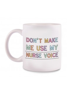 OUTLET - Mug Nurse Voice