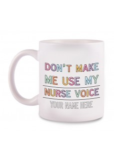 Mug Nurse Voice