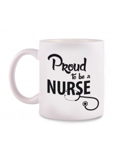 Mug Proud to be a Nurse 4