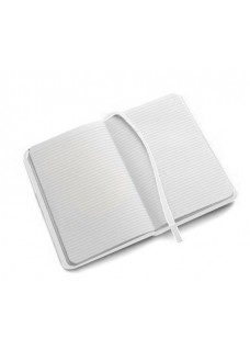 Notebook A5 White