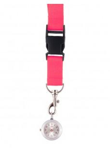 Lanyard Watch Pink