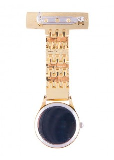 Elegant Fob Watch Gold