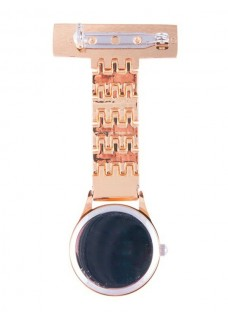 Elegant Fob Watch Rose Gold