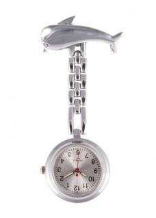 Nurses Fob Watch Dolphin