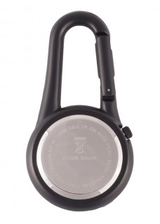 Nurse Clip Watch NOC450 Black