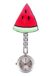 Fob Watch Watermelon