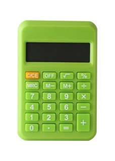 Calculator Green