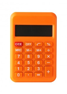 Calculator Orange