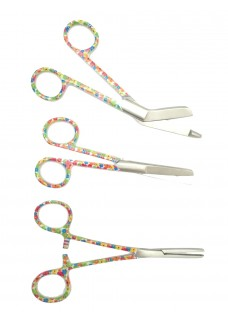 Scissors Set Little Flowers