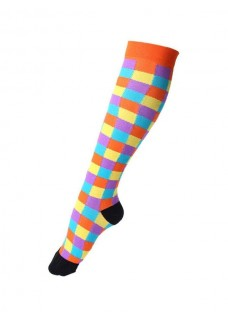 Nurse Compression Socks Pixels
