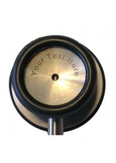 Stethoscope Basic Dual Black