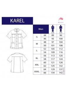 Haen Men's Nurse Uniform Karel