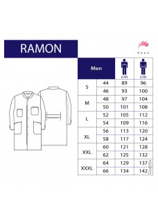 Haen Lab Coat Ramon