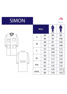 Haen Lab Coat Simon