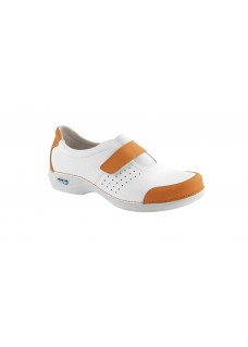 LAST CHANCE: size 9 NursingCare Orange