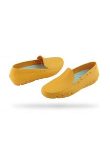 LAST CHANCE: size 6.5 Wock Mok Yellow