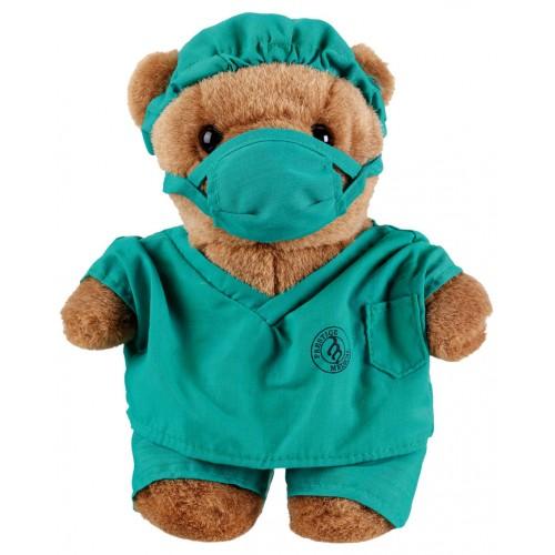 Dr. Scrubz Bear