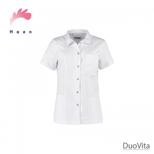Haen Nurse Uniform Suus White