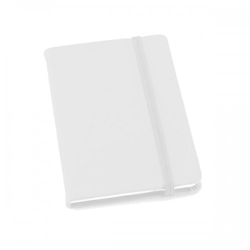 Notebook A6 White