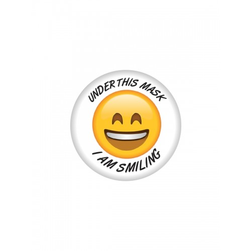 Button Smiling