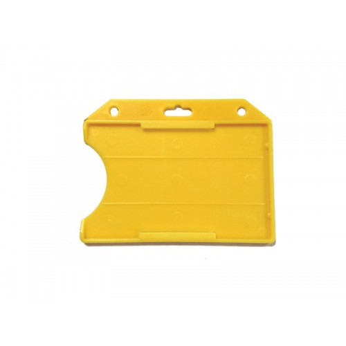 Card ID holder Yellow