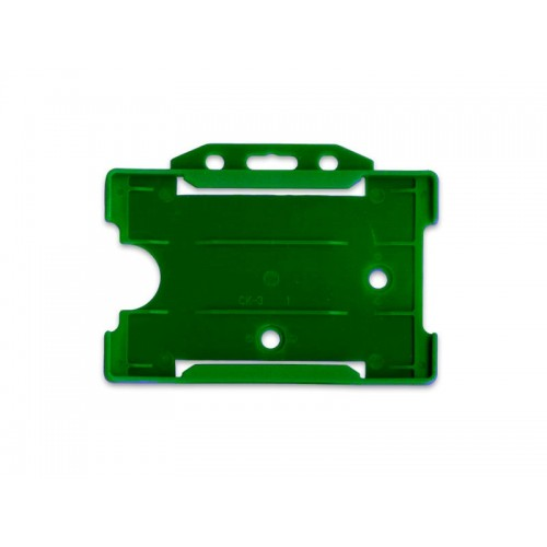 Card ID holder Green