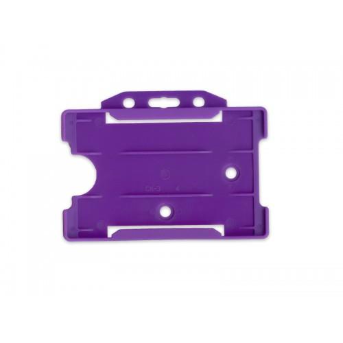 Card ID holder Purple
