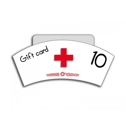 Gift Voucher NurseO'Clock £10