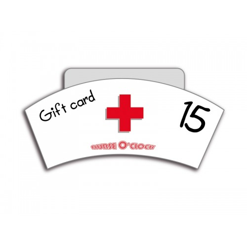 Gift Voucher NurseO'Clock £15