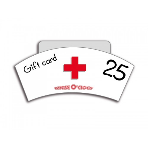 Gift Voucher NurseO'Clock £25