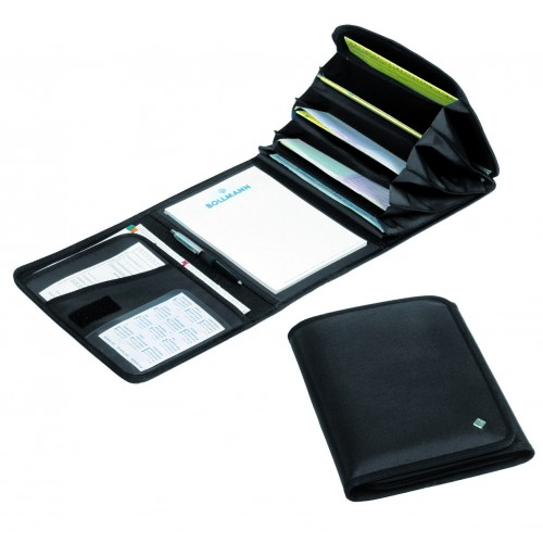 Bollmann Document Folder II Black