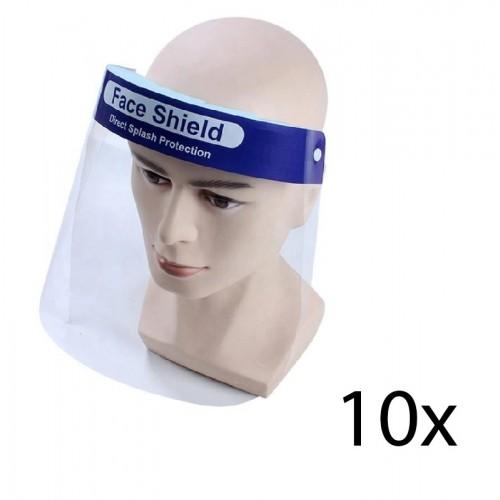 Hospitrix Face Shield Pack 10x