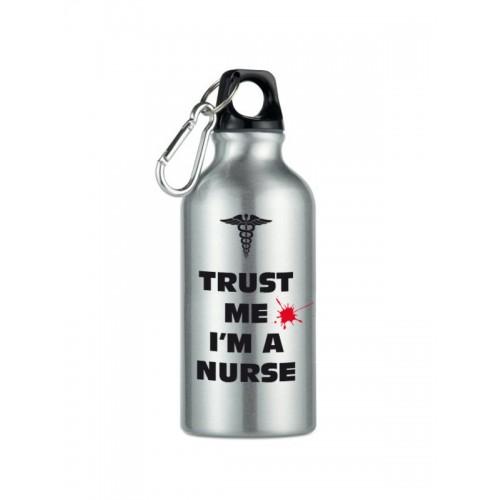 Sport Drink Bottle Trust Nurse