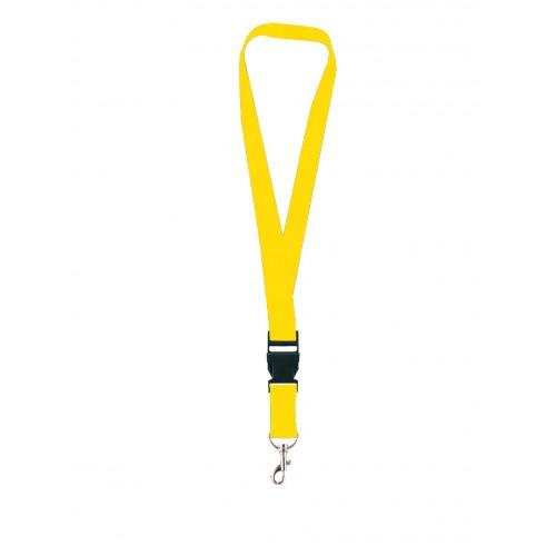 Keycord Yellow