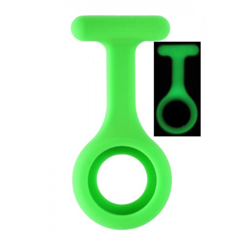 Glow In The Dark Silicone Cover Green