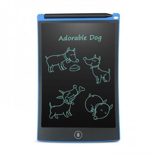 LCD Writing Pad 8.5inch Blue