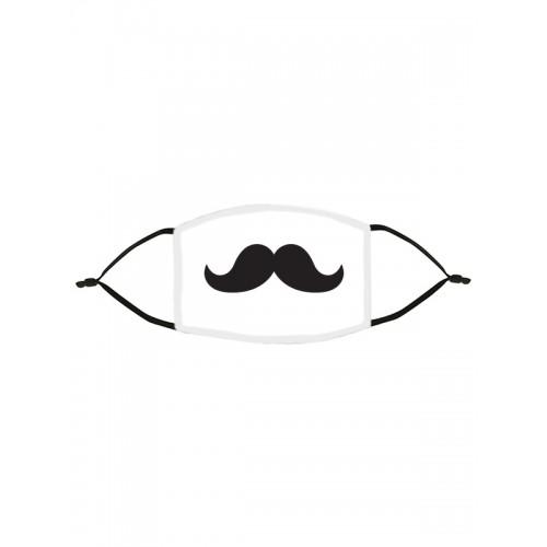 Face Mask Moustache