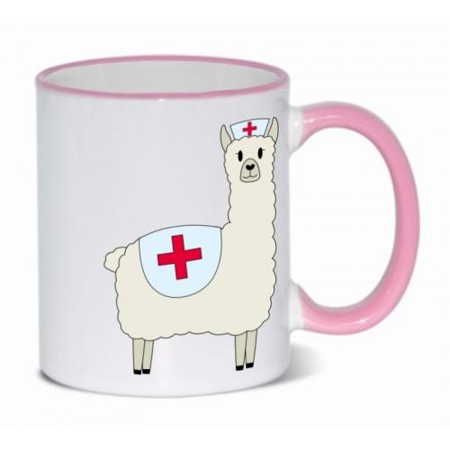 Mug Llama Pink